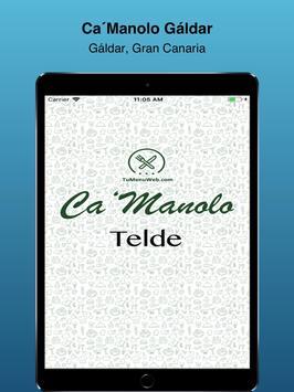 Ca´Manolo Telde screenshot 6