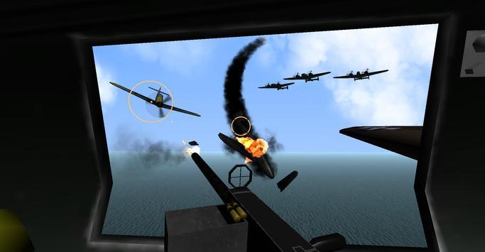 Bomber Raid VR apk screenshot