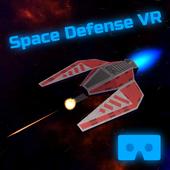 Space Defense VR icon