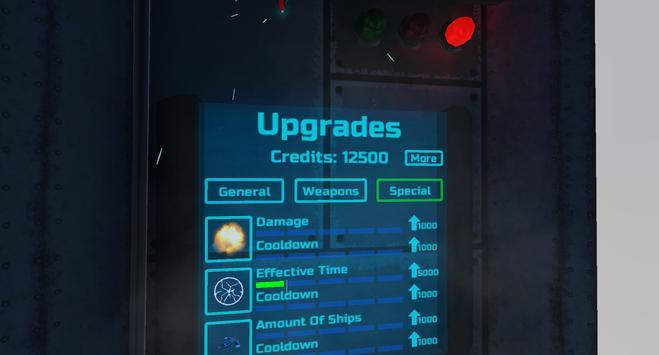 Space Defense VR apk screenshot