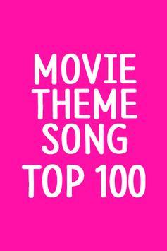 Top 100 Movie Theme Songs apk screenshot