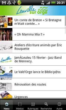 Leuville Sur Orge apk screenshot