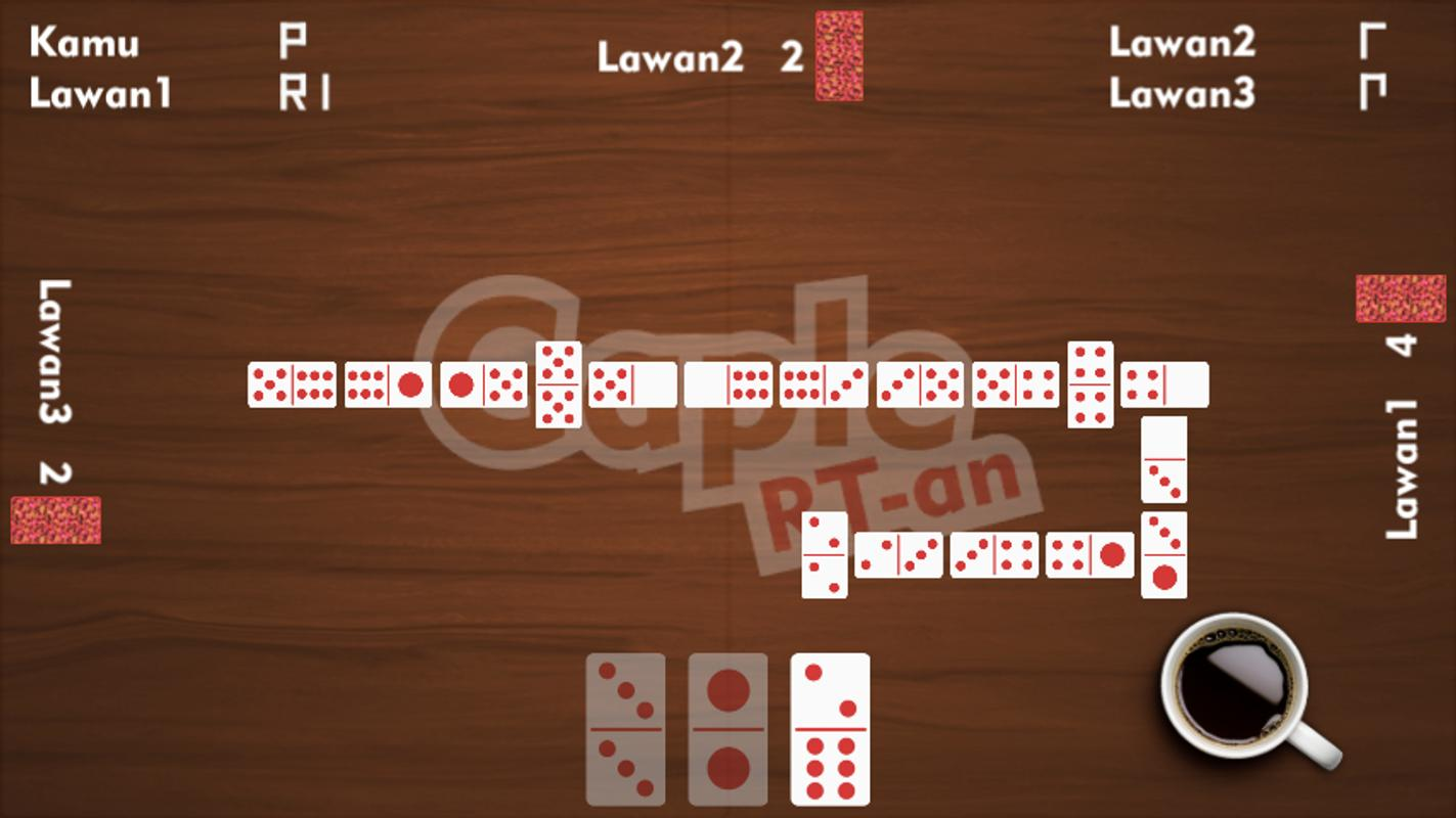 Permainan dan game Gaple RT-an v1.0.9