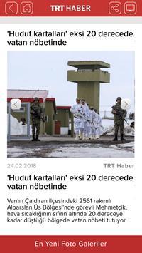 TRT Haber apk screenshot