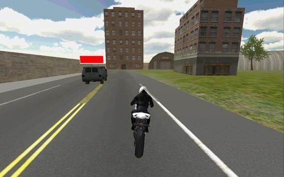 Police Moto Bike 3D screenshot 4