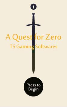 A Quest for Zero poster