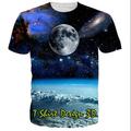 T Shirt Design 3D