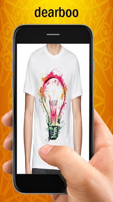 T Shirt Unique Design poster