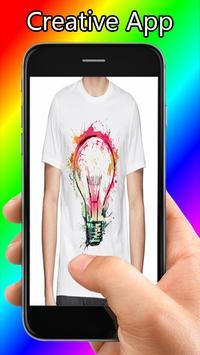 T Shirt Unique Design screenshot 1