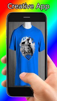 T Shirt Unique Design screenshot 3