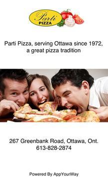 Parti Pizza apk screenshot