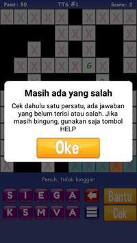 Crossword (TTS) OFFLINE apk screenshot