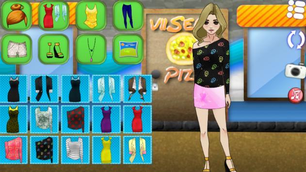 Dress up Life Role Style Girl screenshot 2