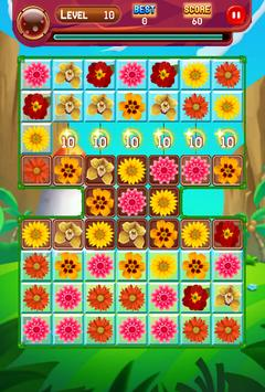 Flower Crush screenshot 1