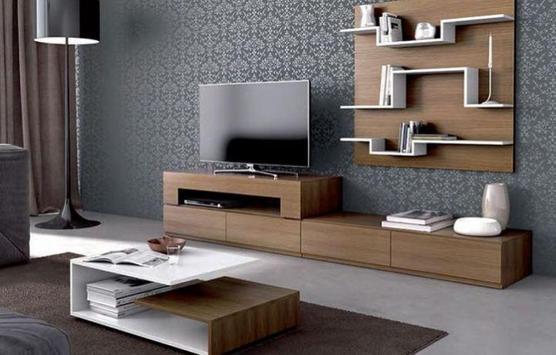 Tv Cabinet Design poster