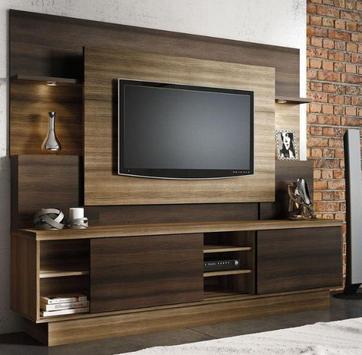 Television Cabinet Design apk screenshot