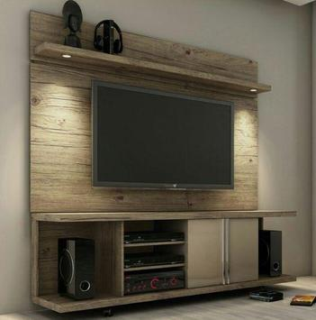 Television Cabinet Design poster