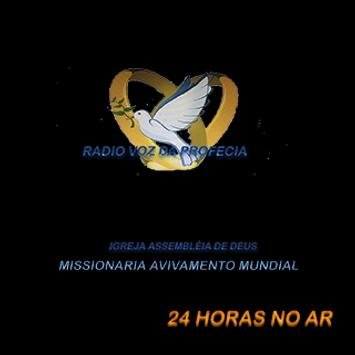 RADIO VOZ DA PROFECIA poster