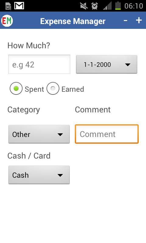 expense diary for all apk download free tools app for android