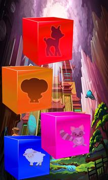 Tab Cube Animal poster