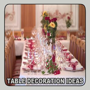 Table Decoration Ideas poster