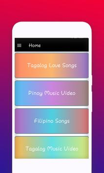 Tagalog, OPM Love video Songs & Pinoy songs 2018 for Android - APK