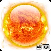 Solar System Mixed Reality icon