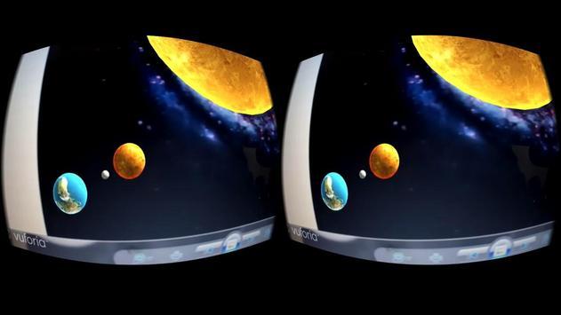 Solar System Mixed Reality apk screenshot