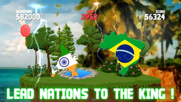 Duel Nations poster