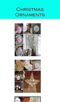 DIY Christmas Decorations poster