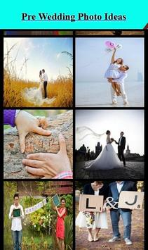 Pre Wedding Photo Ideas poster