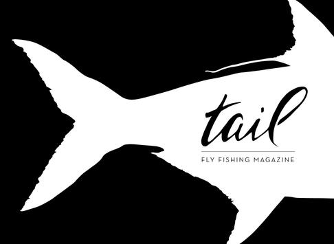 Tail Fly Fishing Magazine poster