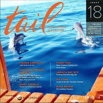 Tail Fly Fishing Magazine apk screenshot