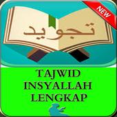 Belajar Tajwid Insyallah lengkap icon