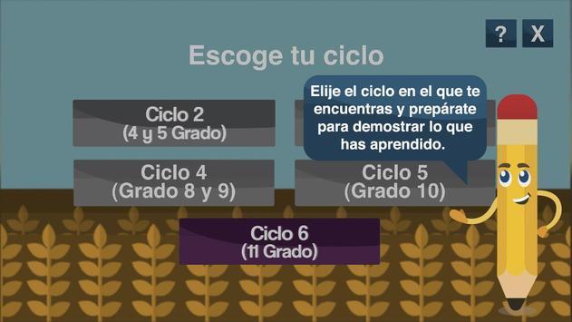 DPA - Desafíos Para Aprender - Ciclo 6 海报
