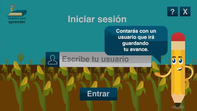 DPA - Desafíos Para Aprender - Ciclo 6 screenshot 3