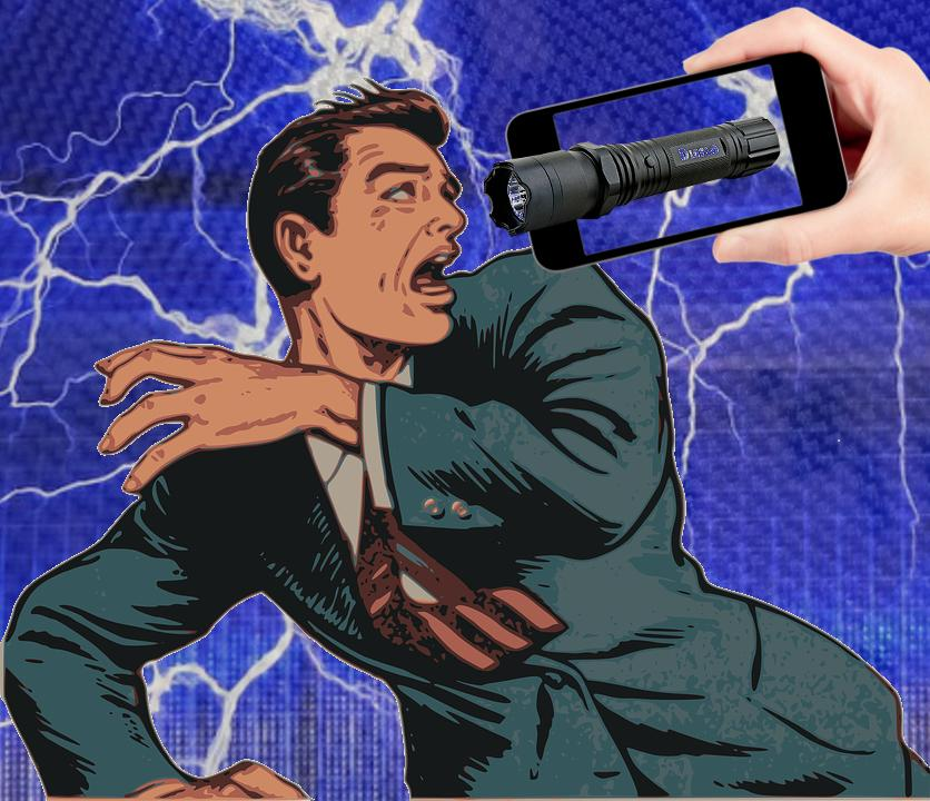 Electricity SWAT Stun gun for Android - APK Download