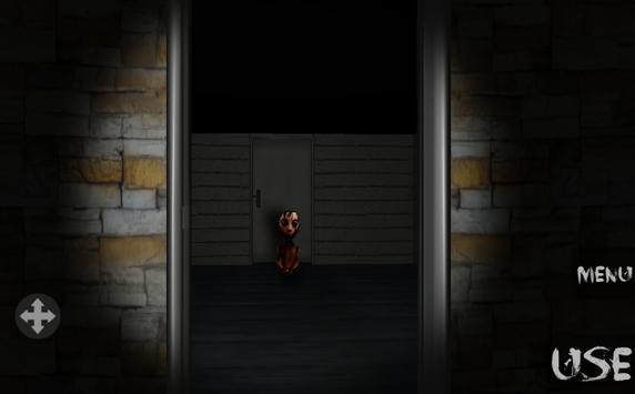 La Momo y Grace Slenderly juego de terror poster