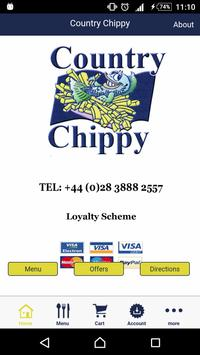 Country Chippy poster