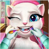 Talking Cat Crazy Dentist icon