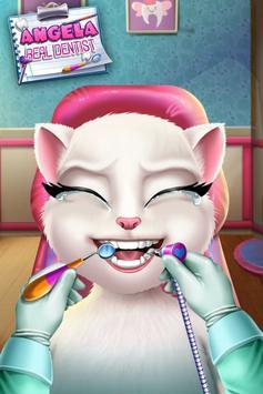 Talking Cat Crazy Dentist screenshot 1
