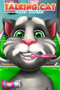 Talking Cat Dentist screenshot 2