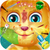 Talking Cat Skin Trouble icon