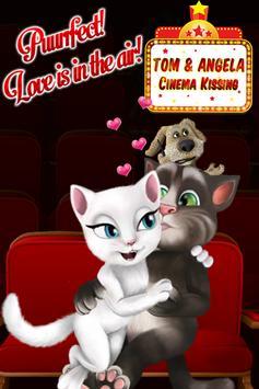 Talking Cats Cinema Kiss screenshot 1