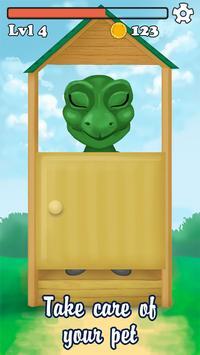 Talking Dinosaur T REX Dino apk screenshot