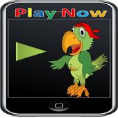 Talking Parrot Game icon