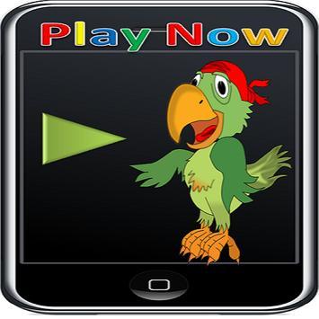 Talking Parrot Game apk screenshot