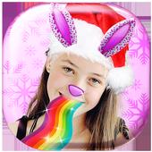 🎅 Christmas Face Snap 🎅 icon