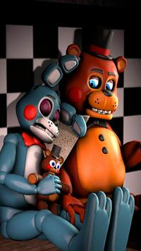 HD Freddy's Fnaf Wallpapers For Fans screenshot 4