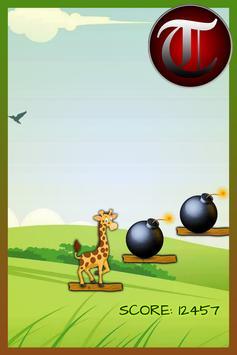 Hungry GIRAFFE crazy game(Kid) screenshot 5